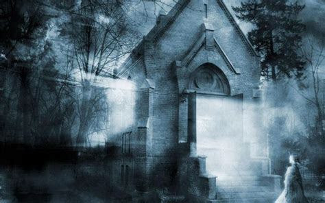 scary horror wallpaper  ghost halloween