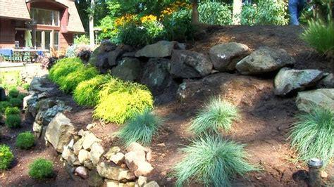Backyard Landscaping Ideas With Rocks by Small Rock Garden Designs