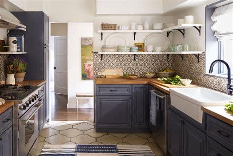 spanish california home kitchen    emily