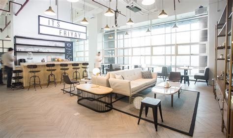 Office Desk Jakarta by Gowork Is A Stunning New Coworking Space And