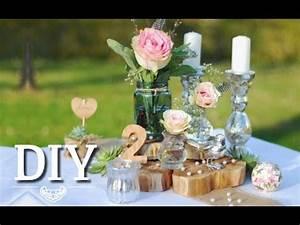 Youtube Deko Selber Machen : diy hochzeitsdeko romantisch rustikal selber machen deko kitchen youtube ~ Buech-reservation.com Haus und Dekorationen