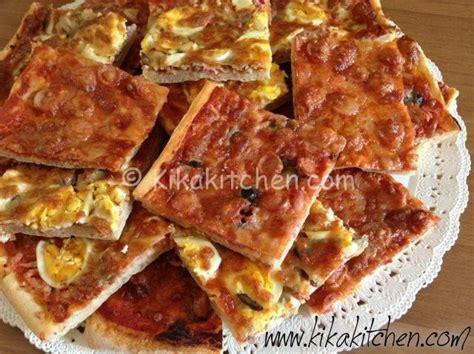 Pizza Soffice Fatta In Casa by Pizza Fatta In Casa Soffice E Fragrante Kikakitchen