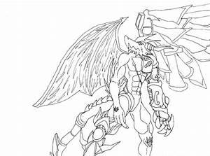 Dragon robot by WolfAli on deviantART