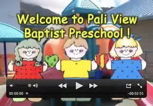 pali view baptist preschool 647   welcome vidcap