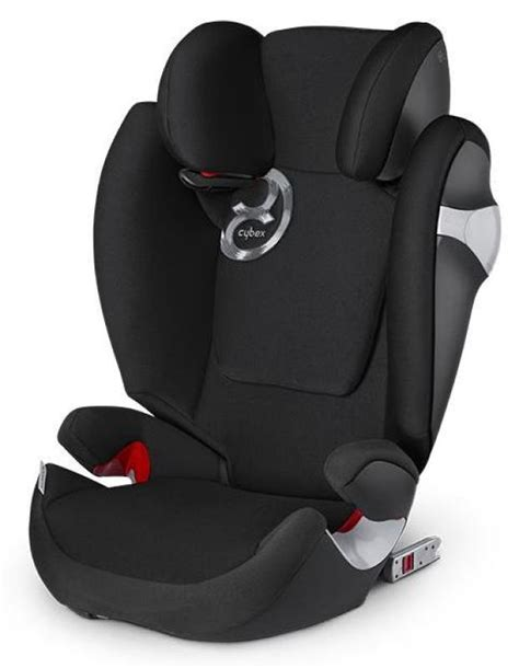 siege auto cybex solution cybex siège auto groupe 2 3 solution m fix black