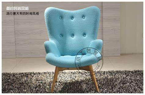 small artisan furniture fabric sofa chair recliner chair