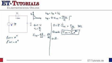 widerstand berechnen parallel widerstand kondensator