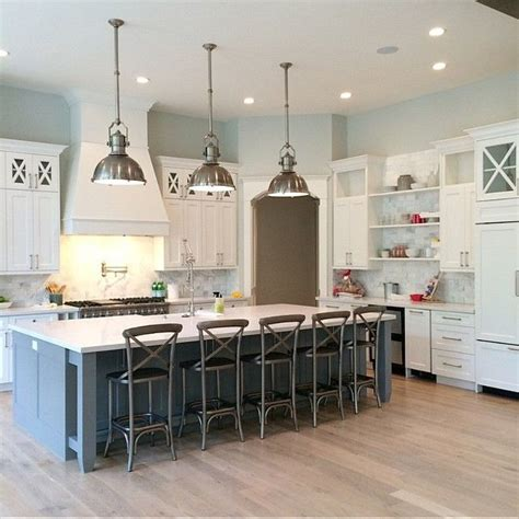 kitchens with large islands best 25 large open kitchens ideas on large