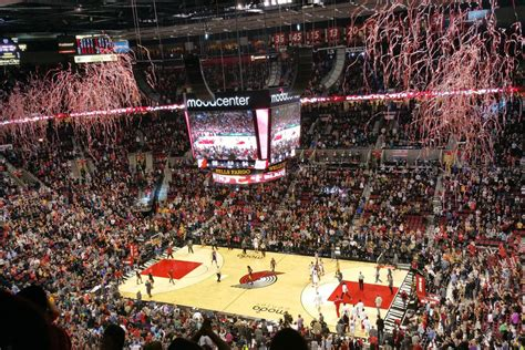 portland trail blazers  los angeles lakers  arena