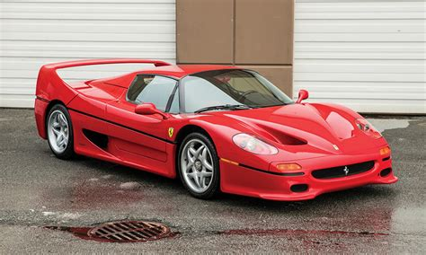 1995 F50 For Sale by Mike Tyson S 1995 F50 Can Be Yours For 2 4 Million