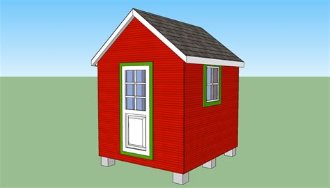 garden shed plans  howtospecialist   build step  step diy plans