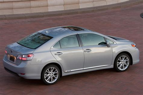2018 Lexus Hs 250h Information And Photos Zombiedrive