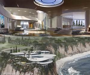 Mod The Sims Iron Man Tony Stark39s Home