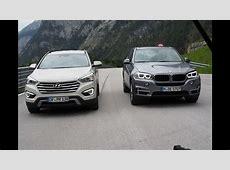 BMW X5 vs Hyundai Grand Santa Fe GRIP Folge 315