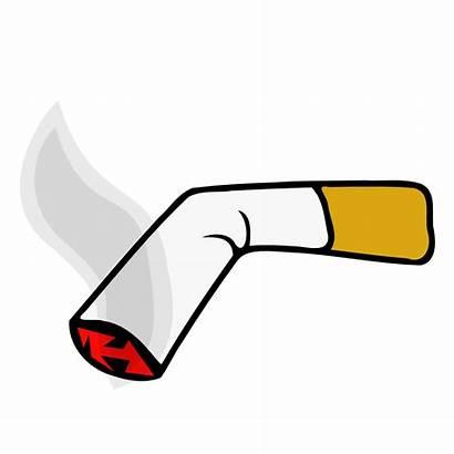 Cigarette Clipart Tobacco Clip Smoking Svg Transparent