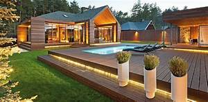 Chalet Spa - Architecture Bois Magazine