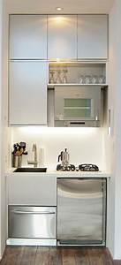 Cuisine Studio Ikea : comment am nager une petite cuisine id es en photos ~ Melissatoandfro.com Idées de Décoration