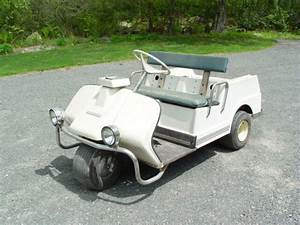 1972 Harley Davidson Amf 3 Wheel Golf Cart Electric