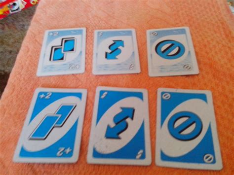 """Maybe you would like to learn more about one of these? Guy's Blog: Comparing Uno decks: original and the """"Special ..."""