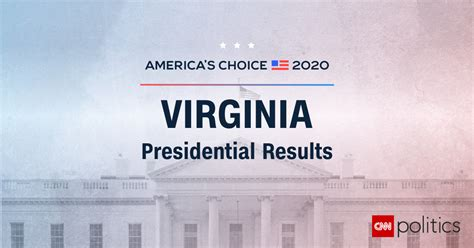 virginia presidential election results  maps
