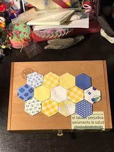 ideas en 5 minutos un costurero a partir de una caja