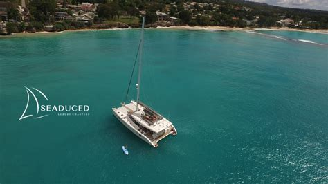 Catamaran In Barbados by Seaduced Luxury Catamaran In Barbados My Guide Barbados