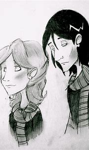 Lily and Severus by NeverlandForever on DeviantArt