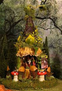 Fairy Houses And Miniature Gardens One Hundred Dollars A