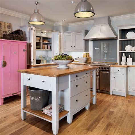 free standing kitchen islands uk kitchen island ideas ideal home 6719