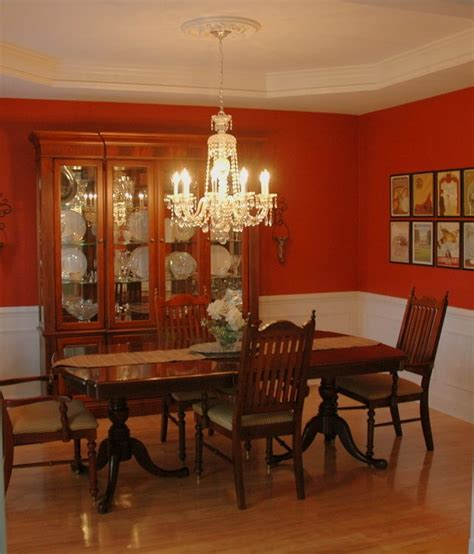 best red paint colors for dining rooms the best dining room paint color