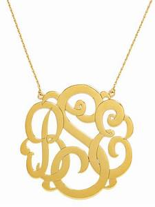 17 best images about jewelry on pinterest bubble With ribbon letter monogram