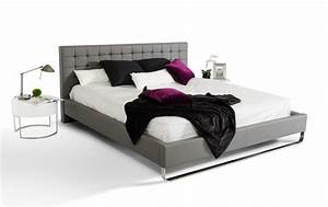 Elegant leather modern platform bed tulsa oklahoma vgem for Bed frames tulsa