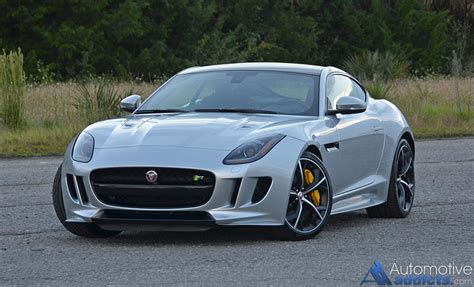 2016 Jaguar F-type R Coupe Review & Test Drive