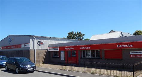 Newport At Etb Tyres