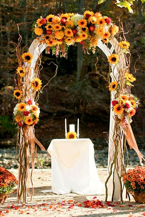 251 Best Images About Sunflower Wedding Inspirations On