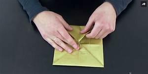 Porte Serviette En Papier : tuto pliage un porte couverts avec une serviette en papier ~ Teatrodelosmanantiales.com Idées de Décoration
