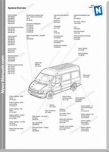 Ford Transit V184 2004 Ewd Wiring Diagram Manual
