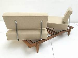 1950s magic day bed sofa model stella no 5920 by for Sofa bed made in germany