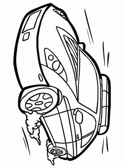 Coloring Pages Police Sports Seat Equipment Printable