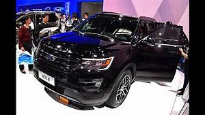 Ford Explorer 2017 : this is 2016 2017 ford explorer made in china 2016 2017 ford explorer youtube ~ Medecine-chirurgie-esthetiques.com Avis de Voitures