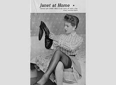 Janet Neill Beautiful Britons No 26 December 1957