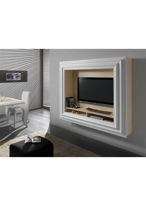 cornice porta porta tv in frassino e tiglio