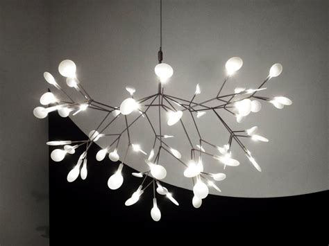 Contemporary White Chandelier by The Modern Chandeliers Cover Up H G
