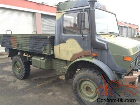 Unimog Cer For Sale by Unimog