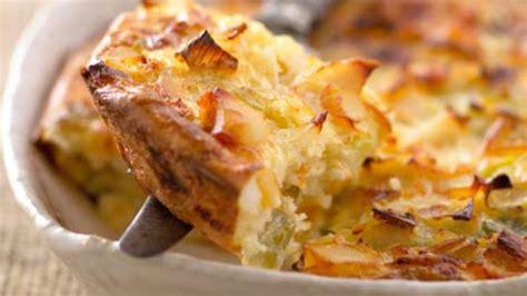 recettes cuisine pas cher gratin de poireaux facile et pas cher recette sur