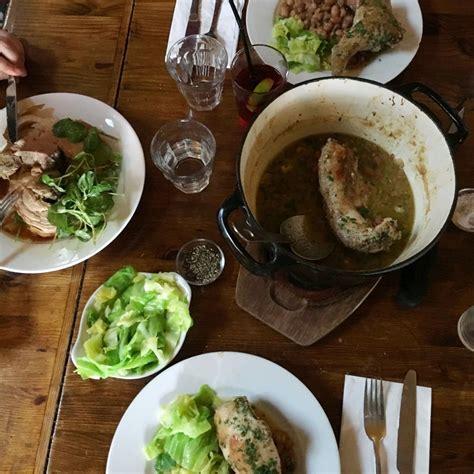 cuisine londonienne sunday lunch au canton arms les petites joies de la vie