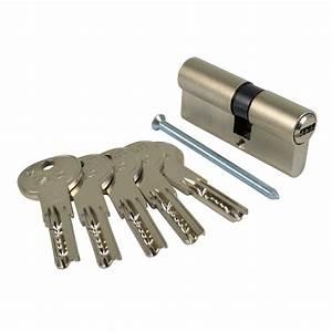 Schließzylinder Beidseitig Schließbar : gera 5800 schliesszylinder profilzylinder 30 40mm 5schluessel ebay ~ Watch28wear.com Haus und Dekorationen