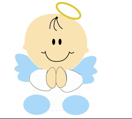 la casa de chichi imagenes de angelitos para bautizo o baby shower