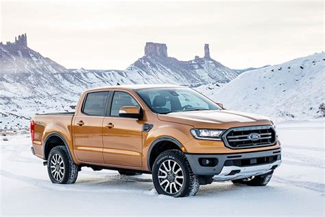 Ford Dives Into Midsize Trucks