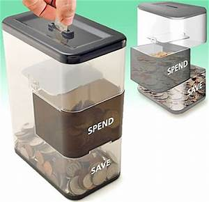 25 Cool And Creative Coin Banks.